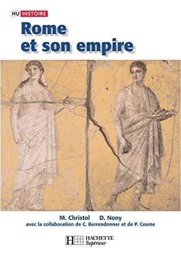 9782011455420: Rome et son empire