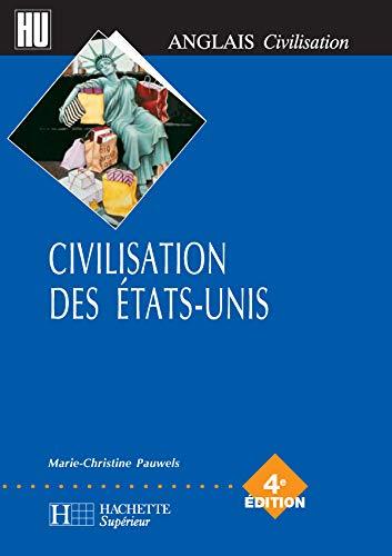 9782011456045: Civilisation des Etats-Unis