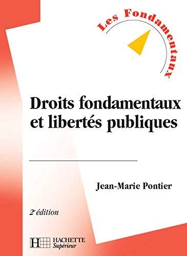 9782011456854: Droits fondamentaux et libertés publiques