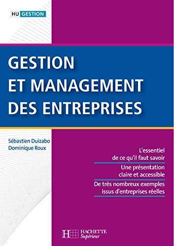 9782011457103: Gestion et management des entreprises