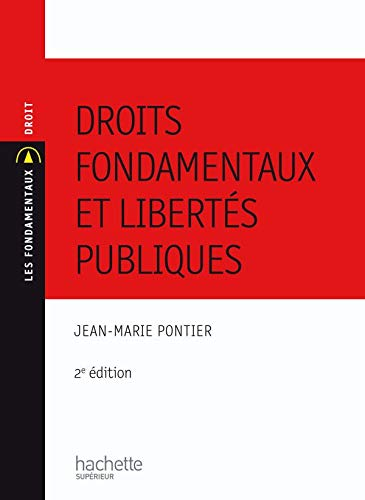 9782011458353: Droits fondamentaux et libertés publiques
