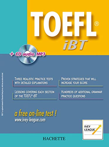 9782011459343: TOEFL iBT (1CD audio) (French Edition)