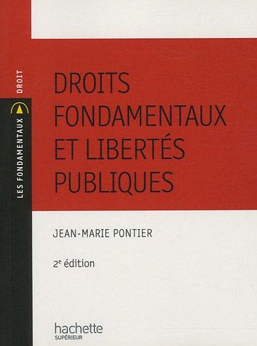 9782011459909: Droits fondamentaux et libertés publiques