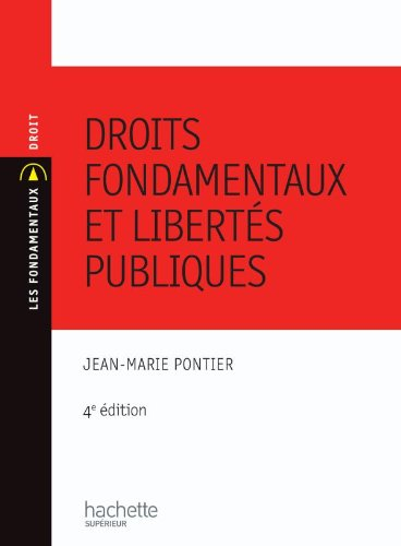 9782011460875: Droits fondamentaux et libertés publiques