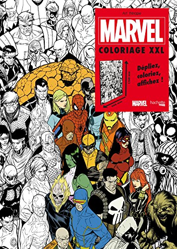 9782011461131: Marvel
