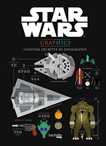 9782011461209: Star Wars graphics