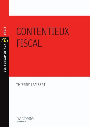 9782011461919: Contentieux fiscal