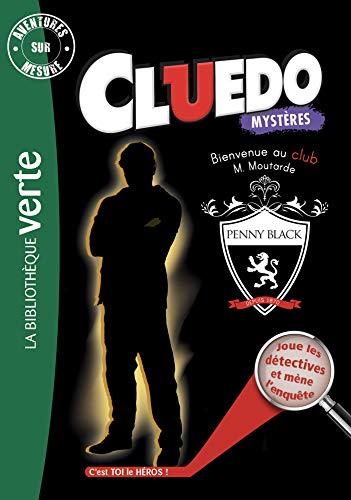 9782011463180: Aventures sur mesure, Cluedo 11 - Bienvenue au club Monsieur Moutarde
