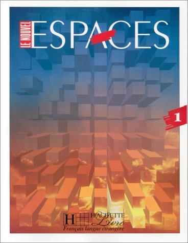 9782011550132: Nouvelle Espaces 1, Le (French Edition)