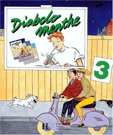 9782011550552: Diabolo Menthe - Level 3: Livre De L'Eleve 3