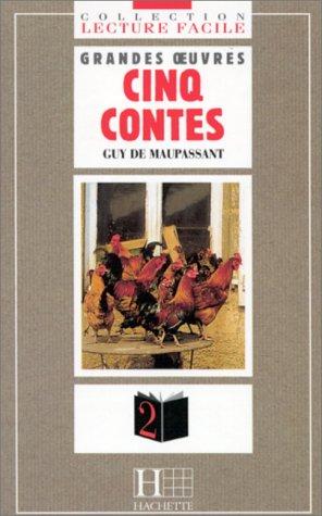 """Résultat de recherche d'images pour """"cinq contes de guy de maupassant"""""""