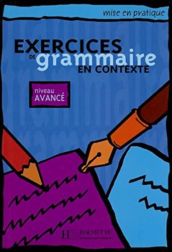 Exercices de grammaire en contexte: Livre de: Flament, Marie-Francoi