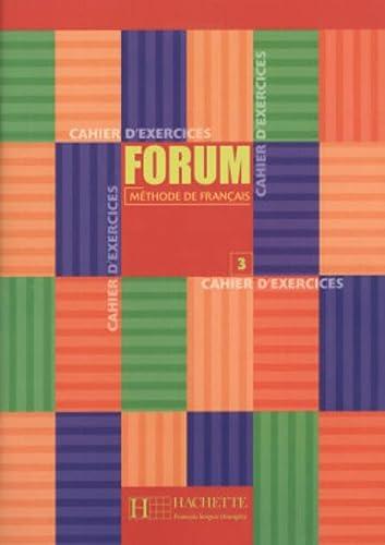 FORUM III CUADERNO E.IDIOMAS (Adultes Profess) - Le Bougnec, Jean-Thierry