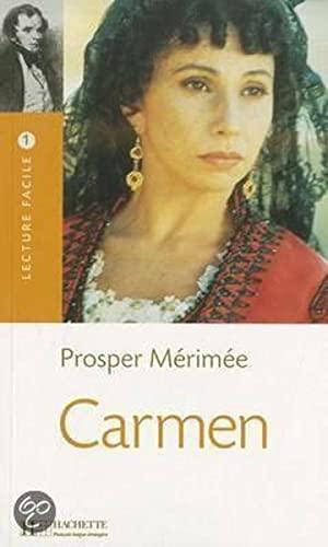 9782011552358: Carmen (Lecture facile 1 Grandes oeuvres)