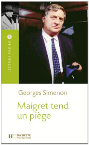 9782011552402: Maigret Tend Un Piège (French Edition)