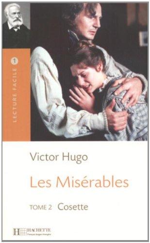 9782011552426: Les Misérables. Tome 2, Cosette