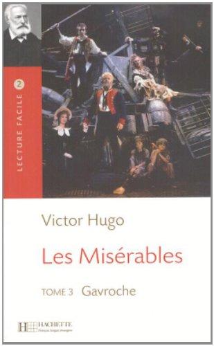 9782011552433: Les misérables: 3 (Lecture facile 2)