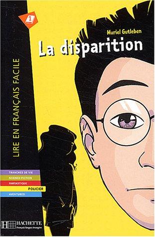 9782011552983: La Disparition (French Edition)