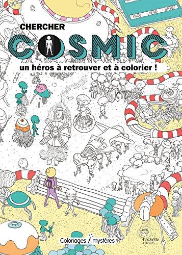 9782011553027: coloriages mystères ; chercher cosmic