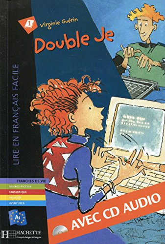 9782011553973: Double Je + CD Audio (Guerin) (French Edition)