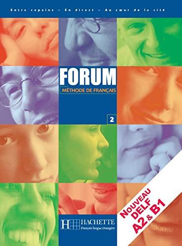 9782011554475: Forum: Niveau 2 Livre de L'Eleve (French Edition)