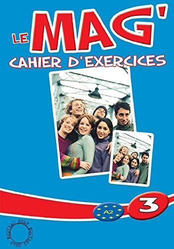Le Mag': Niveau 3 Cahier D'Exercices (English: Gallon, Fabienne