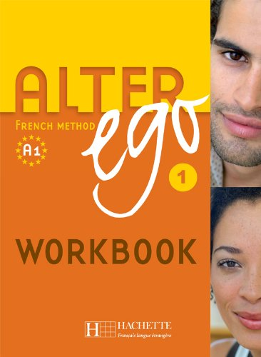 9782011555199: Alter Ego Level 1 Exercise Book - English Version (French Edition)