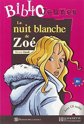 9782011555892: Italie la Nuit Blanche de Zoe +CD Audio
