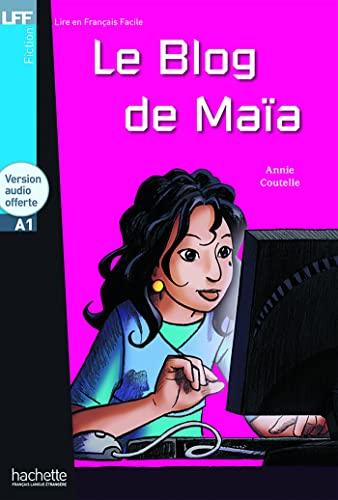 9782011556721: Le blog de Maïa (1CD audio)