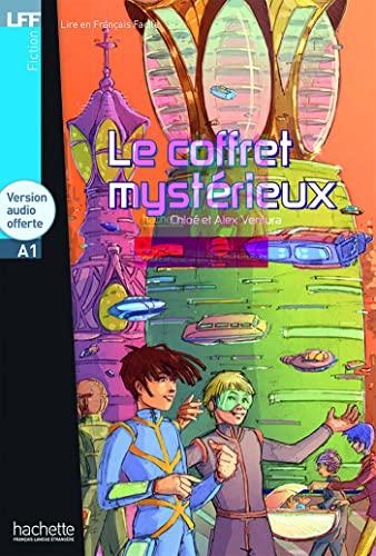 Le coffret mysterieux - Livre & CD: Fabienne Gallon