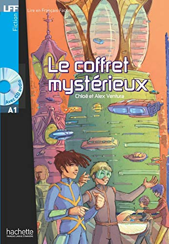 9782011556851: Le Coffret Mysterieux + CD Audio (C. Et A. Ventura) (English and French Edition)