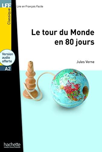 9782011556868: Le tour du monde en 80 jours. Con CD Audio (Lire en français facile Classique A2)