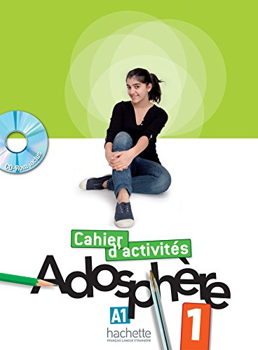 9782011557094: Adosph�re 1 - Cahier d'activit�s + CD-Rom (French Edition)