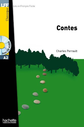 Les Contes + CD Audio MP3 (Perrault)