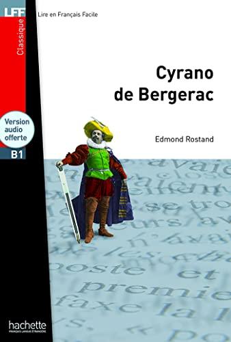 9782011557452: Cyrano de bergerac + CD audio MP3 (Lff (Lire En Francais Facile)) (French Edition)