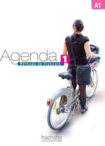 9782011558022: Agenda 1: Methode De Francais (French Edition)
