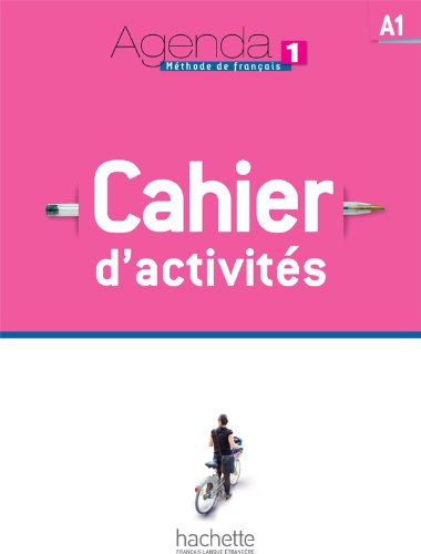 9782011558039: Agenda 1 - Cahier D'Activites + CD Audio (French Edition)