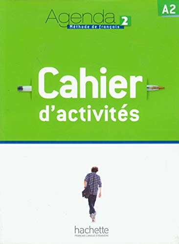 9782011558053: Agenda 2 - Cahier D'Activites + CD Audio (French Edition)