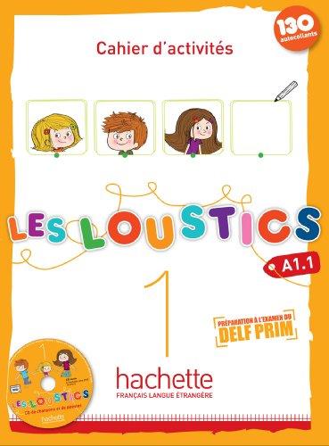 Les Loustics: Cahier d activites 1 +: Edith Piaf