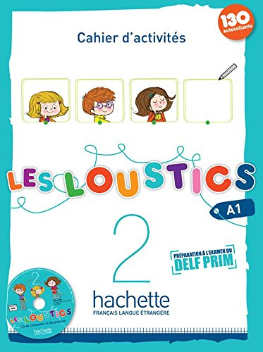 9782011559067: Les loustics. Cahier d'activites. Per la Scuola elementare. Con CD Audio: 2