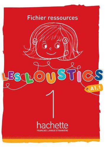 9782011559104: Les Loustics: Fichier Ressources 1 (French Edition)