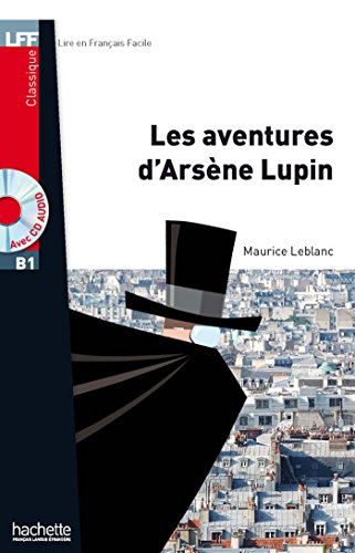 9782011559746: Les Aventures d'Arsène Lupin + CD audio MP3 (B1)