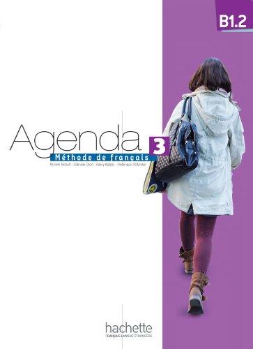9782011559920: Agenda 3 B1.2: Livre de l'Élève + DVD-ROM (French Edition)