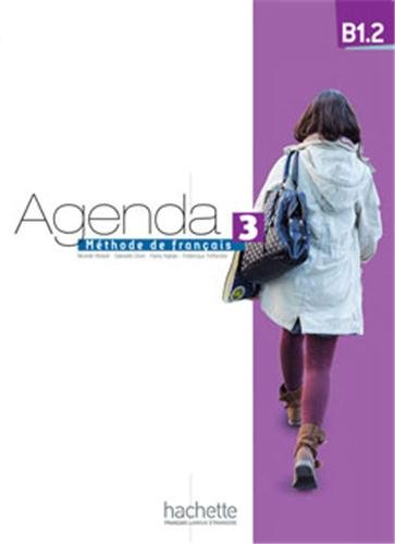 9782011559937: Agenda 3 B1.2: Cahier D'Activites + CD Audio (French Edition)