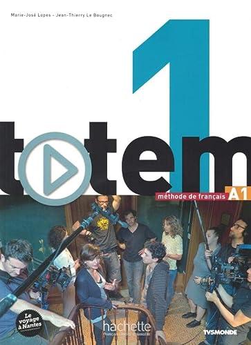 Totem: Livre De L'eleve A1 + Dvd-rom: FLE, Hachette