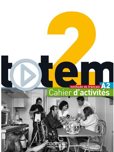 9782011560568: Totem 2: Cahier D'Activites + CD Audio (French Edition)