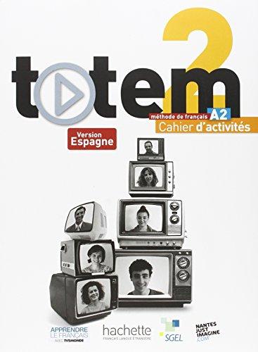 9782011560643: TOTEM A2 EJERCICIOS+CD2