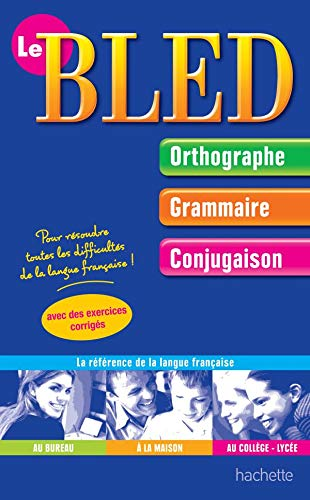 9782011600608: Bled (French Edition)