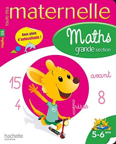 9782011600745: Maths maternelle grande section