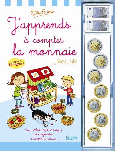9782011600820: SAMI ET JULIE - J'apprends � compter la monnaie - D�s 6 ans